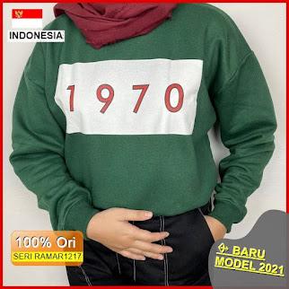 RAMAR1217 NEW SET 1970 SWEATER CREWNECK BARU 2021