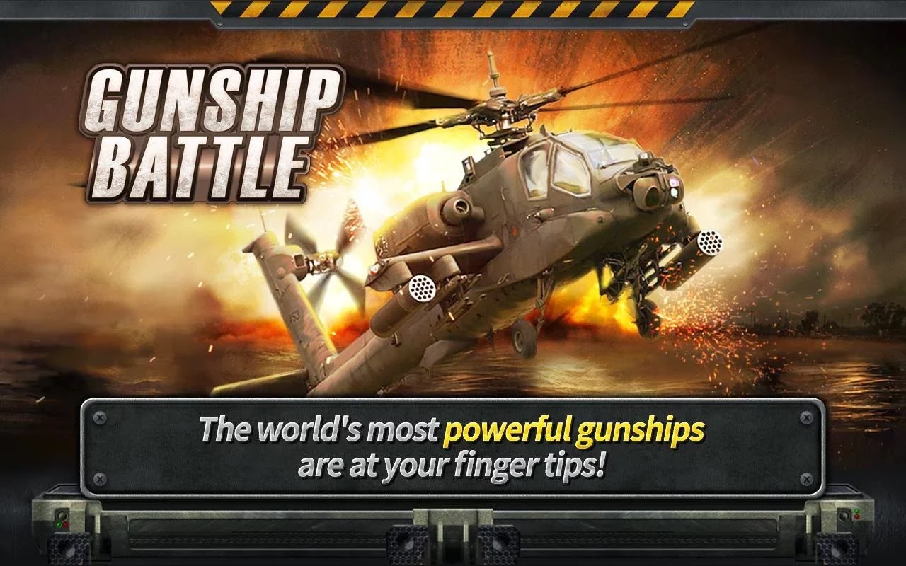 gunship battle helicopter 3d apk free download
