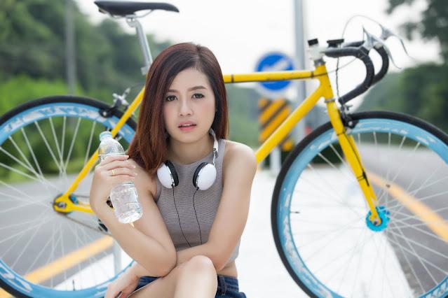 Cara Bersepeda Aman saat PSBB