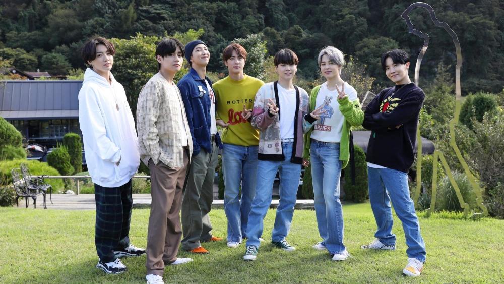 BTS Latest Album 'BE' Tops The Billboard 200 Chart