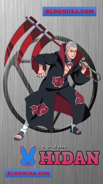 Wallpaper Hidan Akatsuki Hd Blognusa
