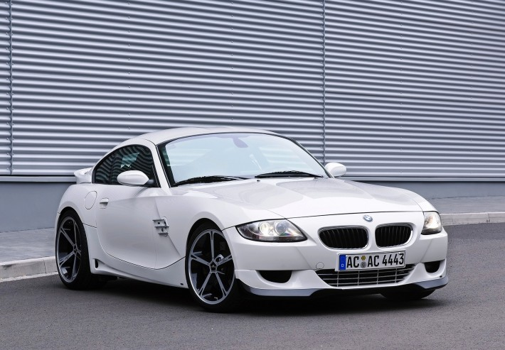 BMW M Coupe Hatchback Sports Car