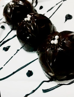Choco Jowar Truffles