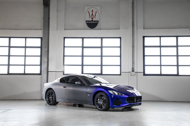 GranTurismo Zèda projects Maserati towards the future: from the Modena plant the new era for the Brand begins