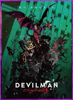 Devilman Crybaby Temporada 1 | DVDRip Latino HD GDrive 1 Link