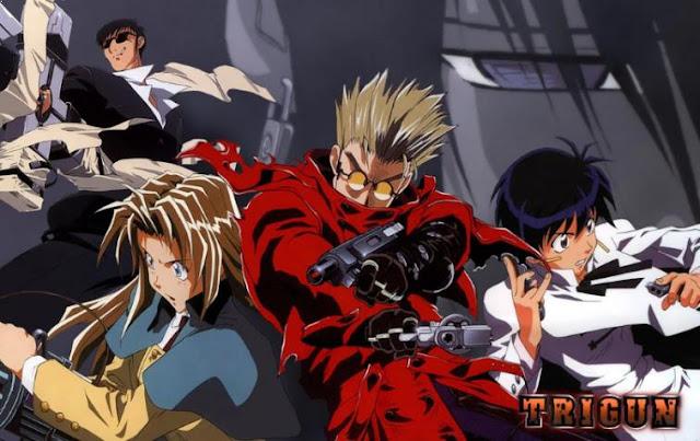 Anime Bagus Underrated  yang Jarang Ditonton/Direkomendasi - Trigun