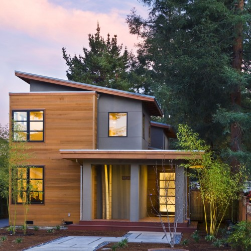 Contemporary Home Exterior Design Ideas: Veda's.room...: Let's Talk About Siding