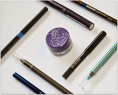 Favorite Long-Wearing Eyeliners