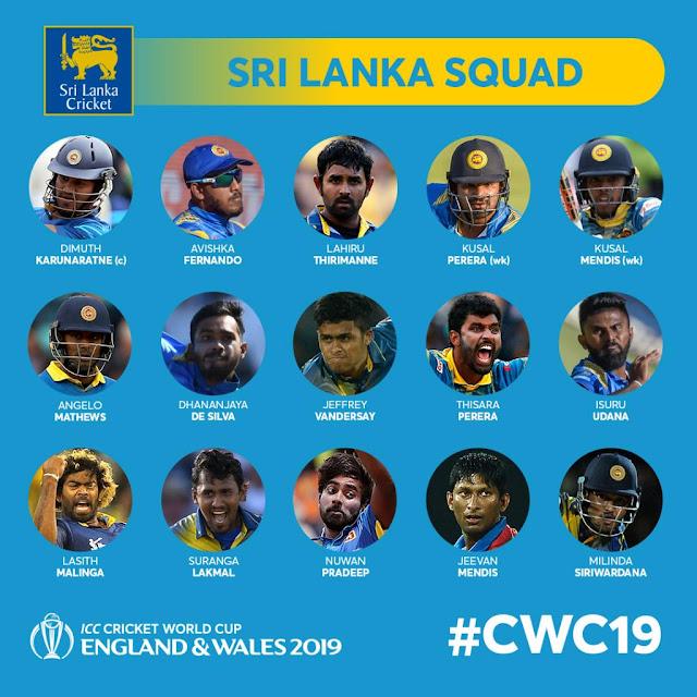 Bangladesh VS Srilanka World-cup Live Cricket Match Online 2019