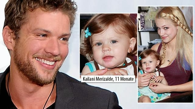 Ryan Phillippe's ex Alexis Knapp shows off her little girl ... |Kailani Merizalde Phillippe Knapp