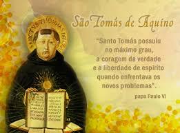 Frases De Santo Tomás De Aquino Em Latim