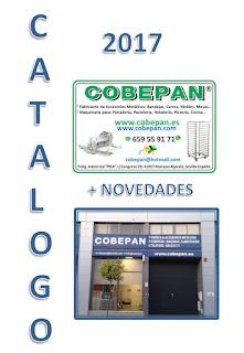 CATALOGO 2017 COBEPAN + Novedades.