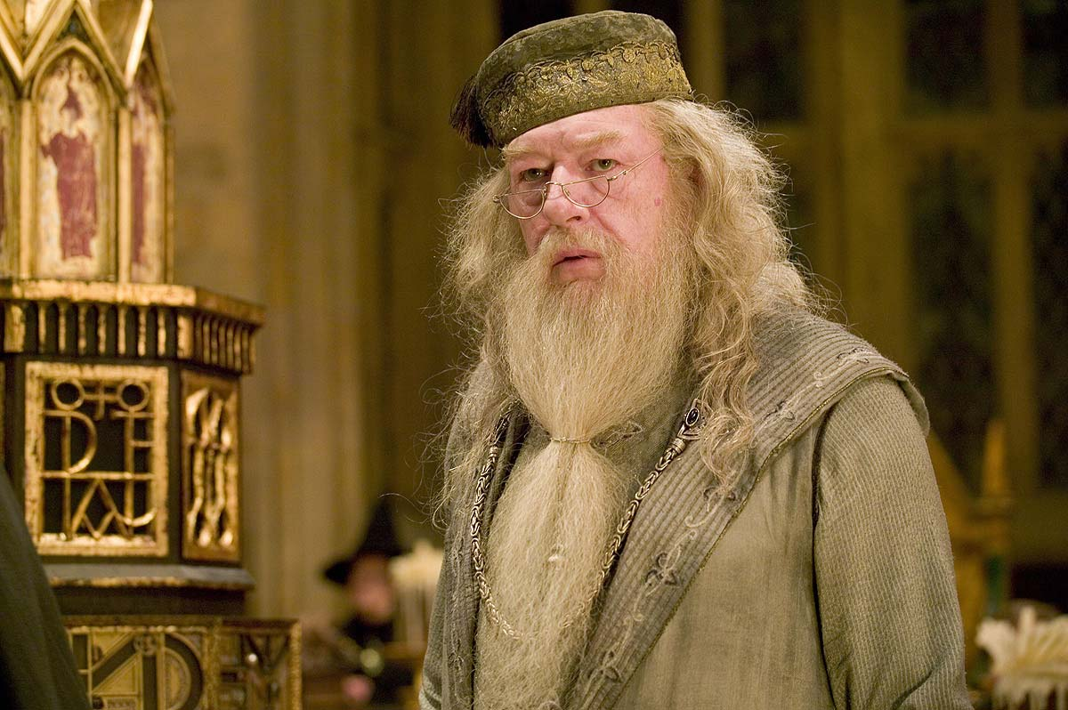 Dumbledore Gay Interview 7