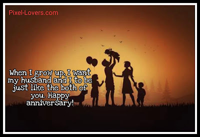 parents wedding anniversary wishes quotes