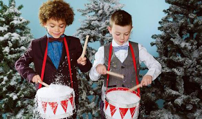 The Child with the Drum - Lyrics of Christmas Songs