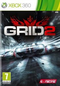 GRID 2 (XBOX360) DUBLADO PT-BR