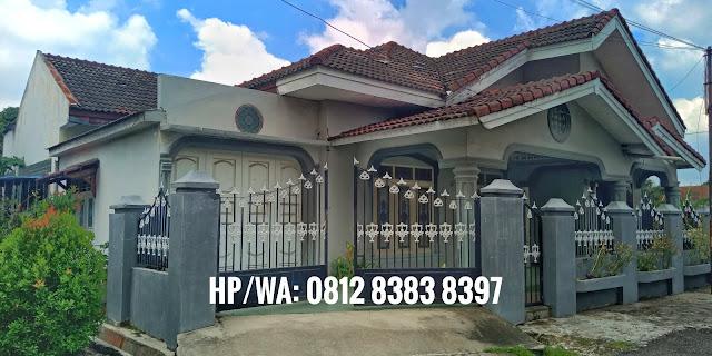 Jual Rumah Murah Kamar Tidur 5 Lokasi Tenang Dan Aman Di Pondok Surya Karya Dalam Medan