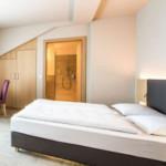 Zimmer im Hotel Steiner bei Bozen