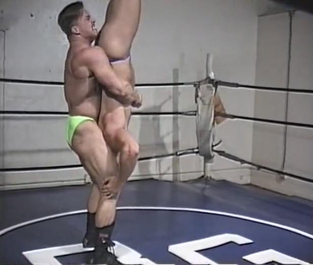 gay lindsey durlacher gay wrestler