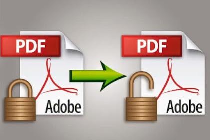 Cara Membuka File PDF Dengan Menggunakan aplikasi dan Tanpa Aplikasi