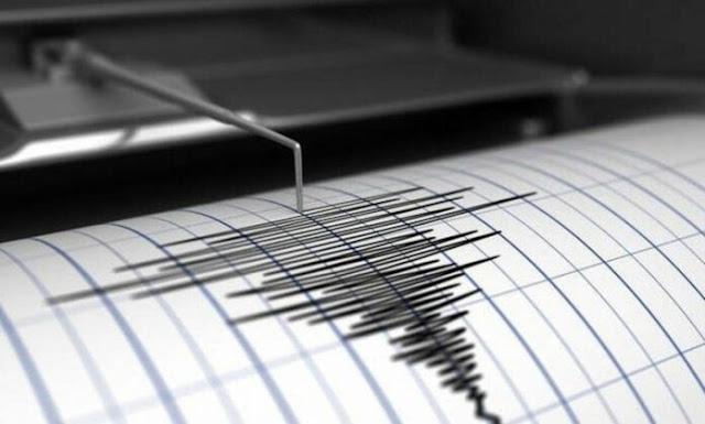 Σεισμική δόνηση στην Αργολίδα το πρωί της Τετάρτης - Δείτε που ηταν το επίκεντρο