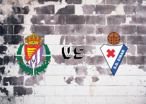 Real Valladolid vs Eibar  Resumen