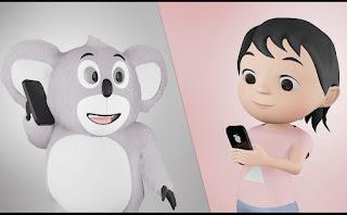 Lagu dan Animasi Anak Indonesia Hoala Koala