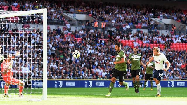 Tottenham Kalahkan Juventus Dengan Skor 2-0