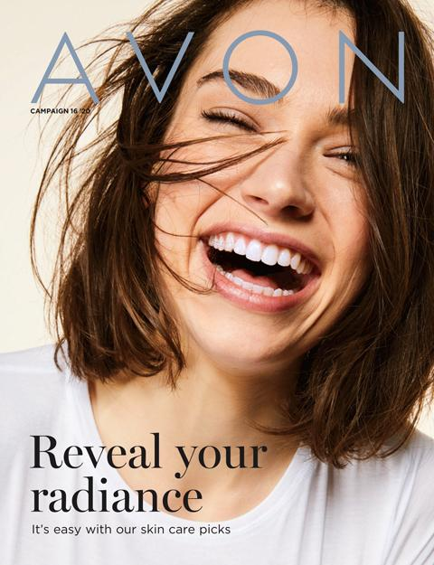 AVON BROCHURE CAMPAIGN 16 2020 - REVEAL YOUR RADIANCE!