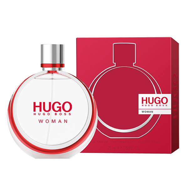 886da1dfd Hugo Boss Woman is an unconventional blend of rich floral and very daring  fruity notes that is twisted with boyish black tea. This scent creates a  contrast ...
