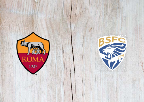 Roma vs Brescia -Highlights 24 November 2019