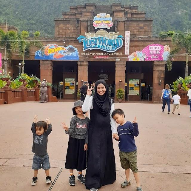 5 Things to Do at Sunway Lost World of Tambun!