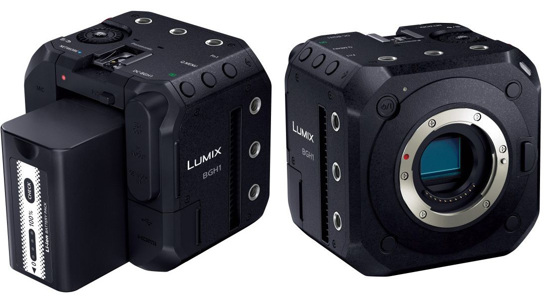 Panasonic Lumix BGH1