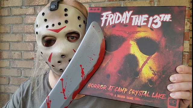 REVIEW: Friday the 13th Horror at Camp Crystal Lake Game