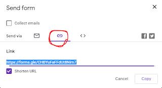 Cara Membuat Quiz Online Google Form dari HP dan PC Lengkap Dengan QR Code
