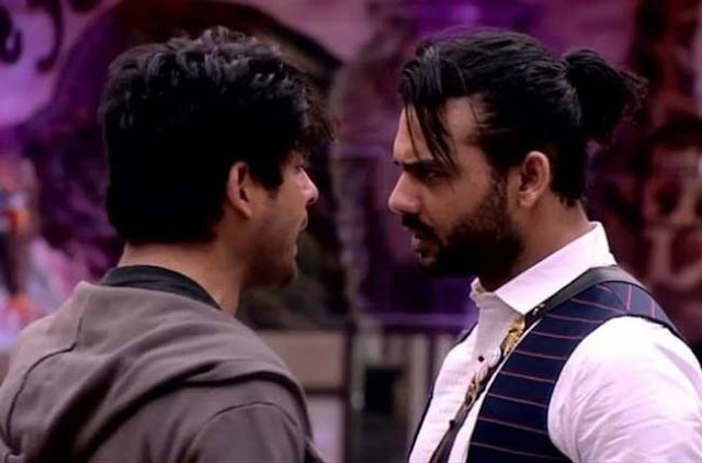 Vishal Aditya Singh and Sidharth Shukla, bigg boss13