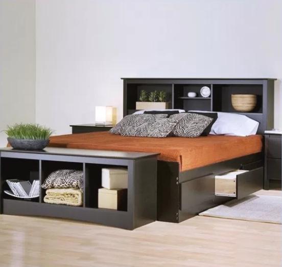 Desain Furniture Tempat Tidur