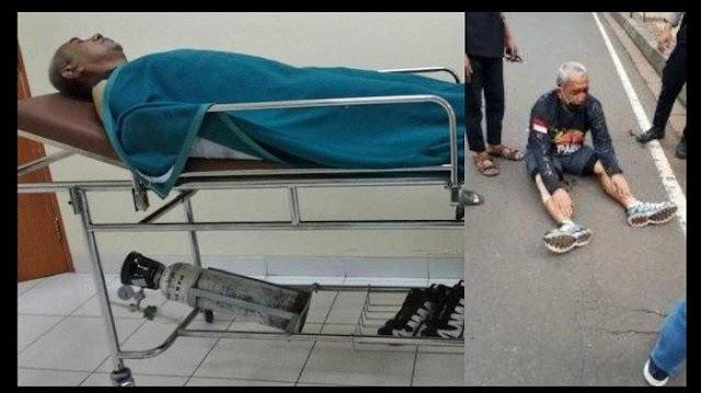 Pagi-pagi Gowes Sepeda, Perwira Marinir Dibegal di Kawasan Istana Negara