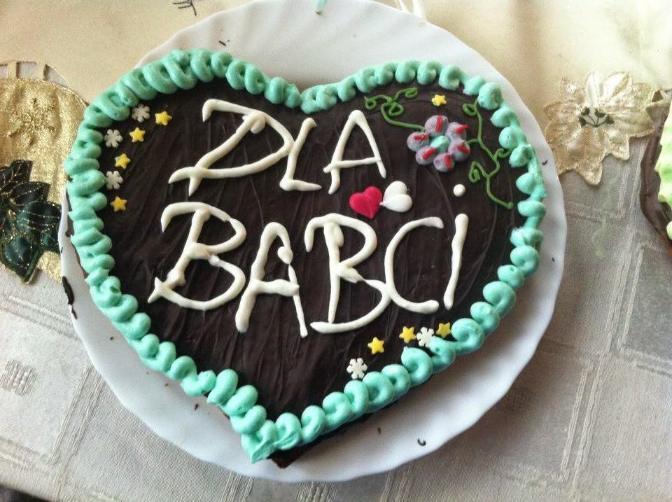 Ciasto na Dzień Babci