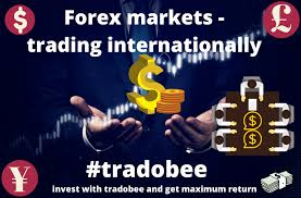 Forex markets - trading internationally