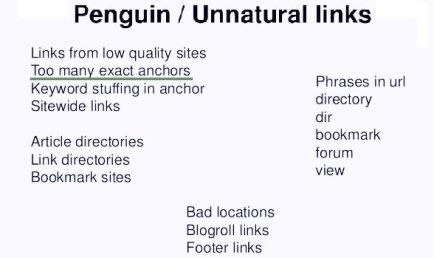 What are backlinks now?