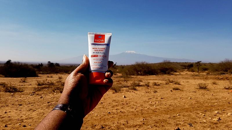 INOYA CLEANOYA MA PROTECTION SOLAIRE AU KENYA