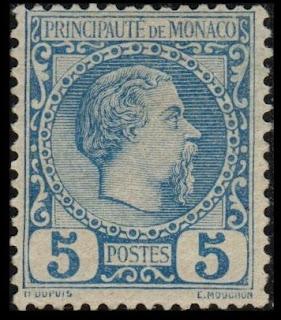 Charles III, Prince of Monaco 5 Cent