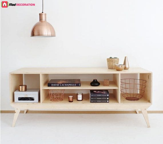 DIY TV Stand: 17 Types, Their Professionals, Cons and Cost Clarified
