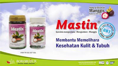 Agen Jual MASTIN Kulit Manggis Surabaya COD