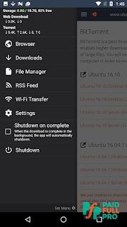 zetaTorrent Pro Torrent App Patched APK