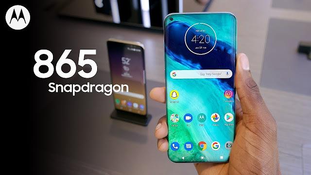 Snapdragon 865 ile Motorola Edge Plus yakında piyasaya sunulabilir; Geekbench'te görüldü