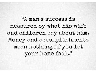 Husband Success Quotes