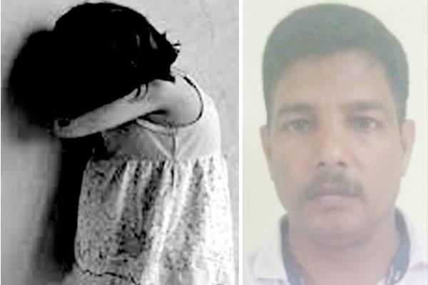 Youth remanded molesting minor girl,Kannur, News, Local-News, Girl, Molestation, Remanded, Crime, Criminal Case, Kerala