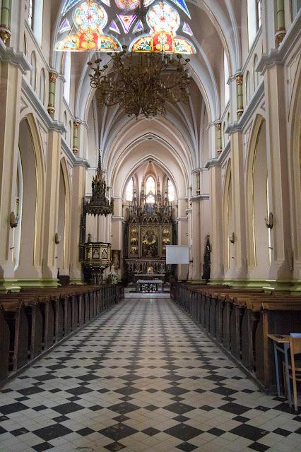 Kościół pw Wniebowzięcia Najświętszej Maryi Panny-Lodz